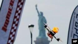Las nuevas reglamentaciones otorgan permisos especiales si la compañía demuestra que puede operar el dron de manera segura.