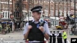 برطانوی پولیس اور 'بلیک بیری' کے درمیان تعاون پر تشویش