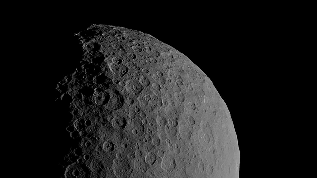 Dwarf Planet Ceres Has Salty Ocean Deep Underground - VOA Learning English