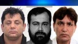 سه قاچاقچی فراری تحت تعقیب پلیس کانادا