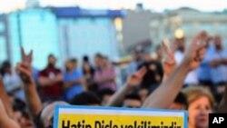 ترکی: نومنتخب کرد قانون سازوں کا پارلیمنٹ سے بائیکاٹ کا اعلان