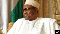 Janaral Muhammad Buhari.