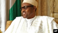 Shugaban Najeriya Muhammad Buhari na jam'iyyar APC