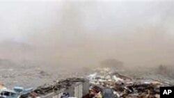 사상 최악의 대지진 일본 강타