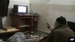 US Releases Bin Laden Videos from His Pakistani Hideout