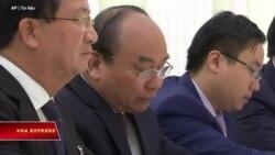 Chủ tịch Việt Nam hối thúc Tổng thống Nga chuyển giao công nghệ vaccine   Truyền hình VOA 18/9/21
