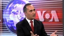 گفتگو با بیژن کیان و کاظم علمداری درباره انتخابات آمریکا