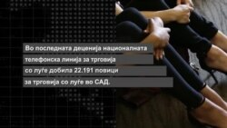 Полициска акција за откривање на малолетничка проституција