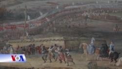 Mở cửa triển lãm Cách mạng Mỹ thế kỷ XVIII
