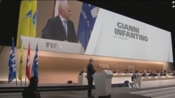 FIFA Elects New President in Bid to Clean Up Scandal-hit Image