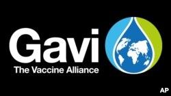 세계백신면역연합(GAVI,가비) 로고.