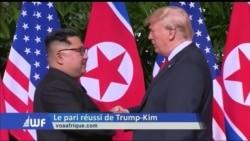 Washington Forum du 15 juin 2018: Le sommet Trump-Kim, début d'une nouvelle ère?