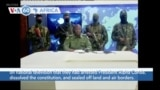 VOA60 Africa - Guinea Soldiers Claim They've Staged a Successful Coup