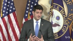 US House Speaker Ryan Says He Won't Run for Re-Election