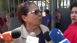Programan juicio para periodistas nicaragüenses