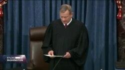 Opoziv: Počinje suđenje u Senatu SAD