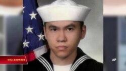 Thủy thủ Việt trên USS Fitzgerald nguyện 'suốt đời làm lính'
