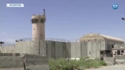 Bagram Üssü'nde ABD Askeri Kalmadı