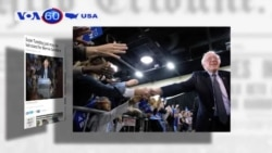 Super Tuesday có thể là cơ hội cuối cùng cho ông Bernie Sanders (VOA60)
