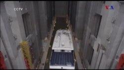 """Thang máy """"made in China"""" lớn nhất thế giới."""