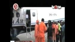 印尼官員: 發現失事客機殘骸