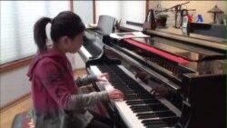 Người châu Á giúp thị trường đàn piano đang gặp khó khăn