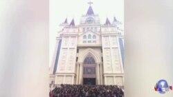 浙江强拆教堂 中国能遏制基督教的发展吗?