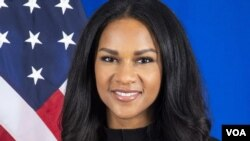 جالینا پورتر، معاون سخنگوی وزارت خارجه آمریکا