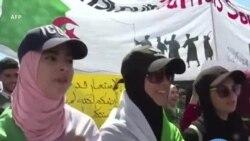 16ème mardi consécutif de protestations pour les étudiants algériens