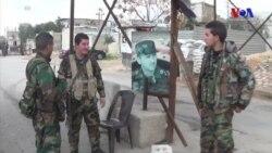Doğu Guta'da Ateşkese Rağmen Çatışmalar Sürüyor