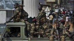 中非共和国反政府武装向首都挺进