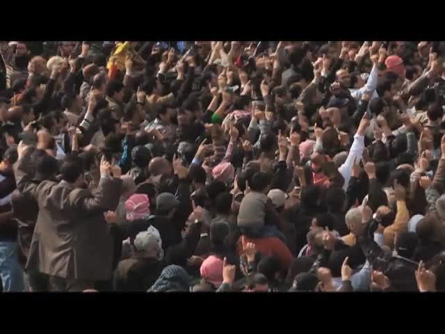 Բողոքի ցույցեր Հորդանանում