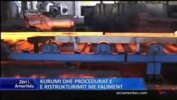 Kurumi dhe procedurat e ristrukturimit me falimentim