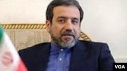 İranın xarici işlər nazirinin müavini Seyyid Abbas Araqçi