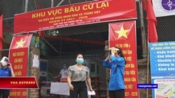 Việt Nam: Chủ tịch ủy ban bầu cử gian lận, dân phải bỏ phiếu lại
