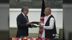 New Power-Sharing Deal in Afghanistan May Lead to Future Power Struggles