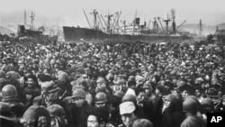 کوریائی جنگ کے خاتمے کے بعد ہزاروں افراد منقسم ہوگئے تھے