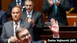 Serbia New President