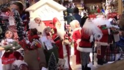 ԲԱՐԻ ԼՈՒՅՍ. Ինեսա Մխիթարյան՝ Սուրբ Ծննդյան զարդերի և նվերների ամենամեծ տոնավաճառում, Ամանորի տոնածառի լուսավորման արարողություններ