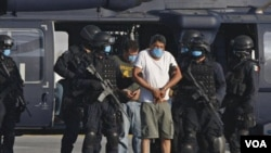 Aunque varios miembros del cartel han sido arrestados en México, esta es la primera vez que sucede en Chicago, Illinois.