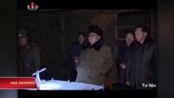Bắc Triều Tiên phóng tên lửa, Mỹ và Nhật lên án