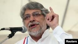 El ex mandatario paraguayo está inhabilitado para postularse a la reelección presidencial.