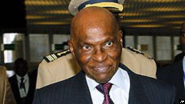 Shugaban kasar Senegal Abdoulaye Wade