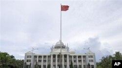Hồi tháng 7, Trung Quốc công bố thành lập thành phố Tam Sa để quản lý hành chính khu vực rộng hơn 2 triệu cây số vuông trên Biển Đông.