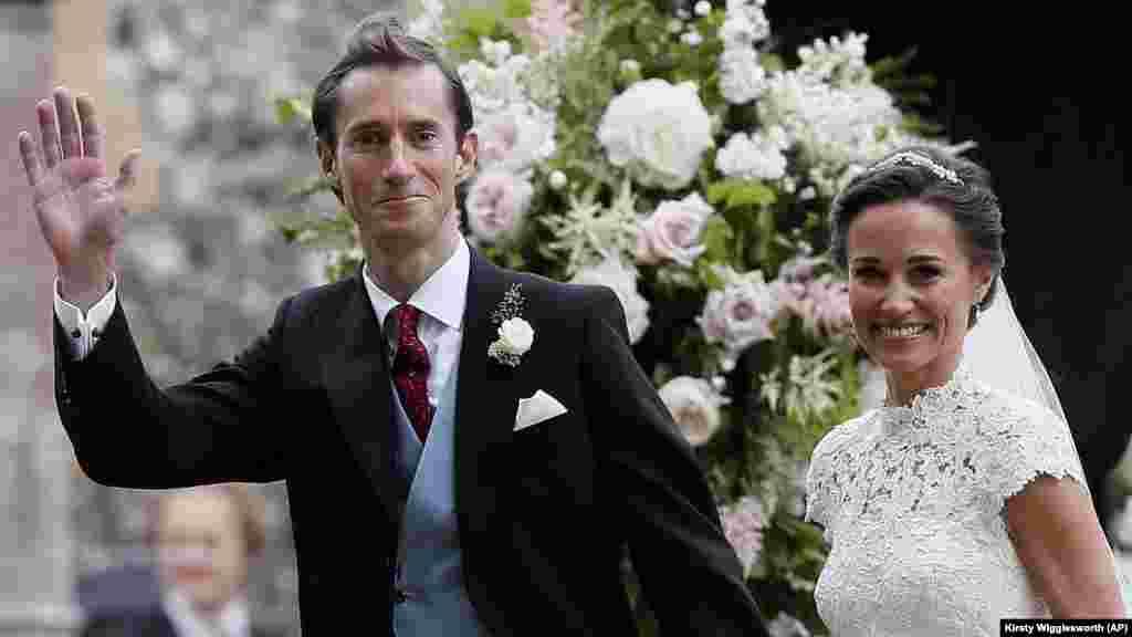 33-літня Піппа Міддлтон несподівано стала світовою знаменитістю після весілля Кейт Міддлтон із принцом Вільямом у 2011-му році, на якому вона була дружкою