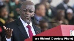 Presiden Tanzania John Magufuli memerintahkan pemeriksaan terhadap karyawan bank sentral (foto: dok).