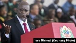 Le président tanzanien John Magufuli