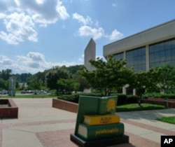 George Mason University in Virginia is one of a few US colleges that allows prospective students to include a homemade video with their application.