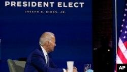 AQSh prezidentligiga saylangan Jo Bayden