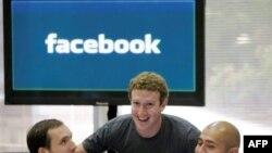 Марк Закерберґ - засновник Facebook